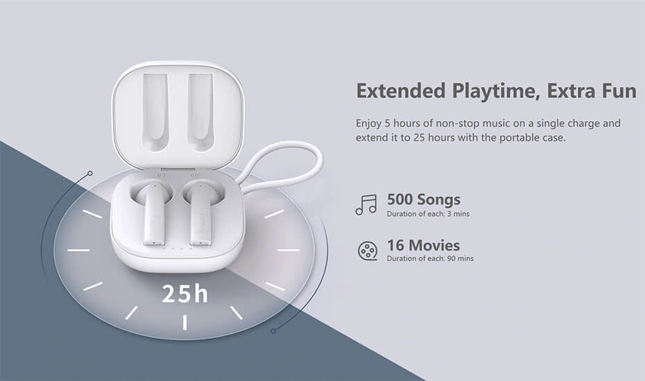 1MORE Omthing Airfree Pods 07