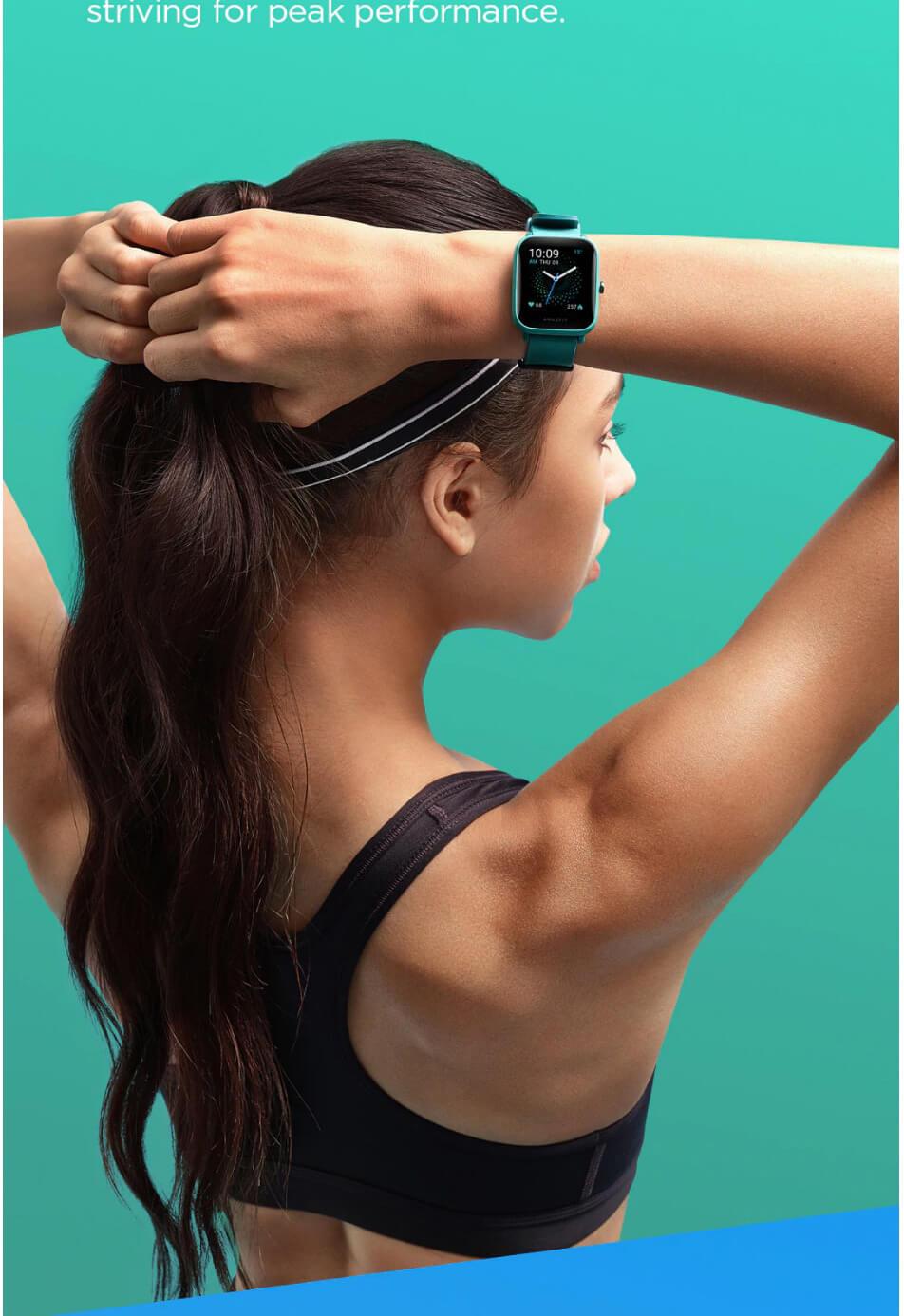 Amazfit Bip U Smart Watch 7
