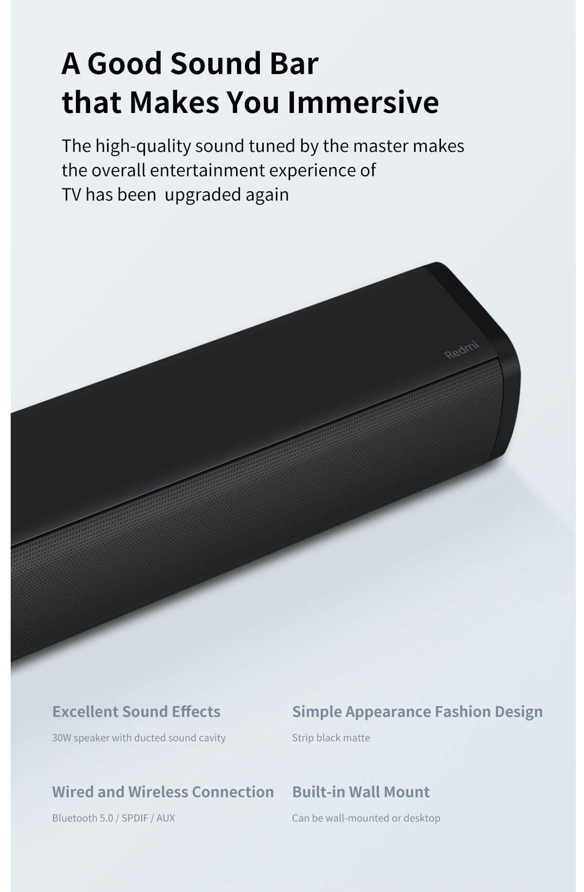 Redmi TV SoundBar 2