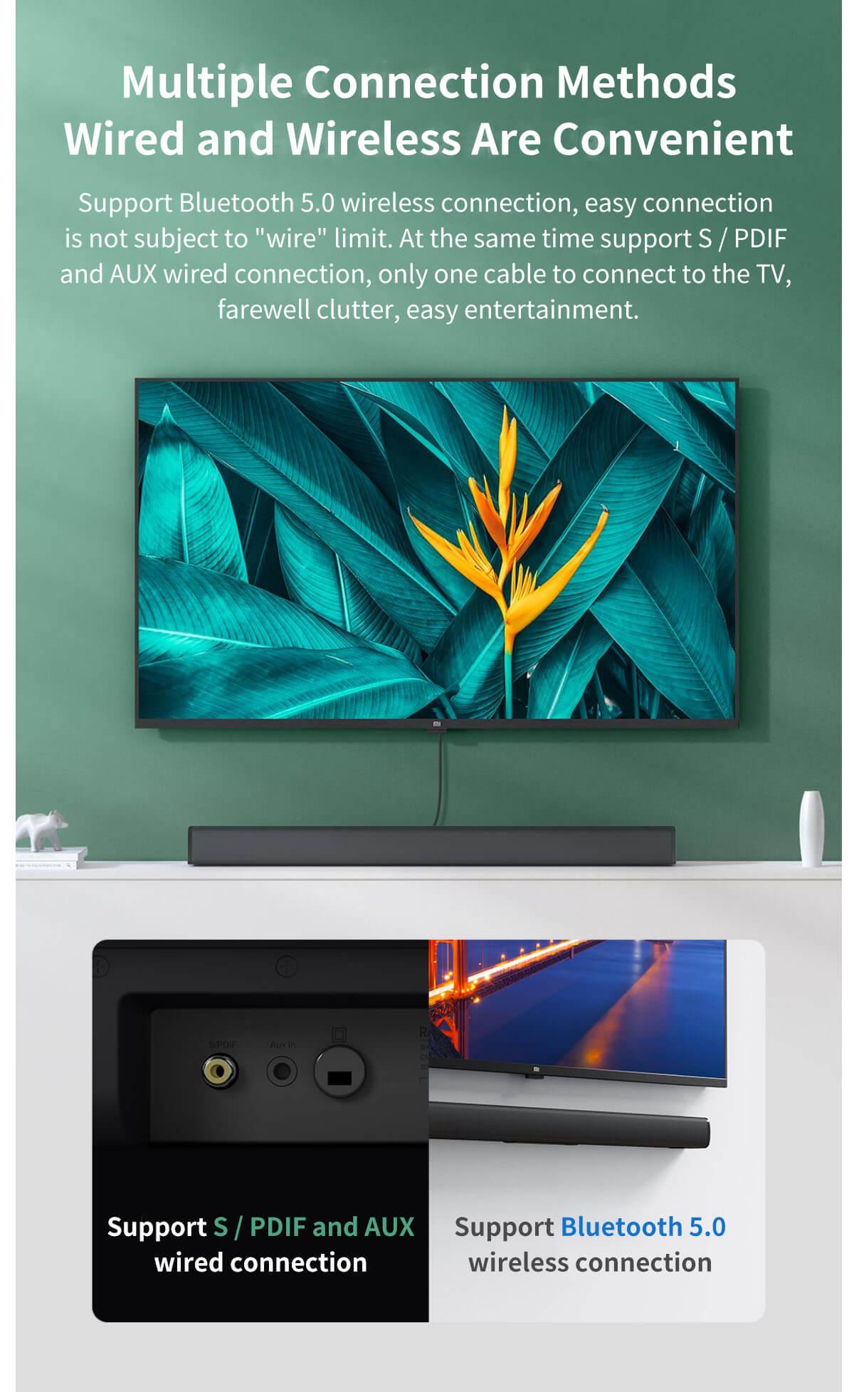 Redmi TV SoundBar 4