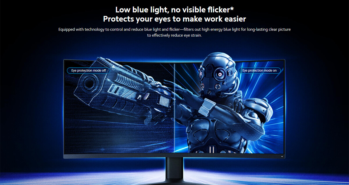 Xiaomi Curved Gaming Monitor 16