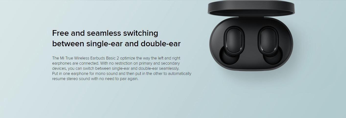 Xiaomi Earbuds Basic 2 3