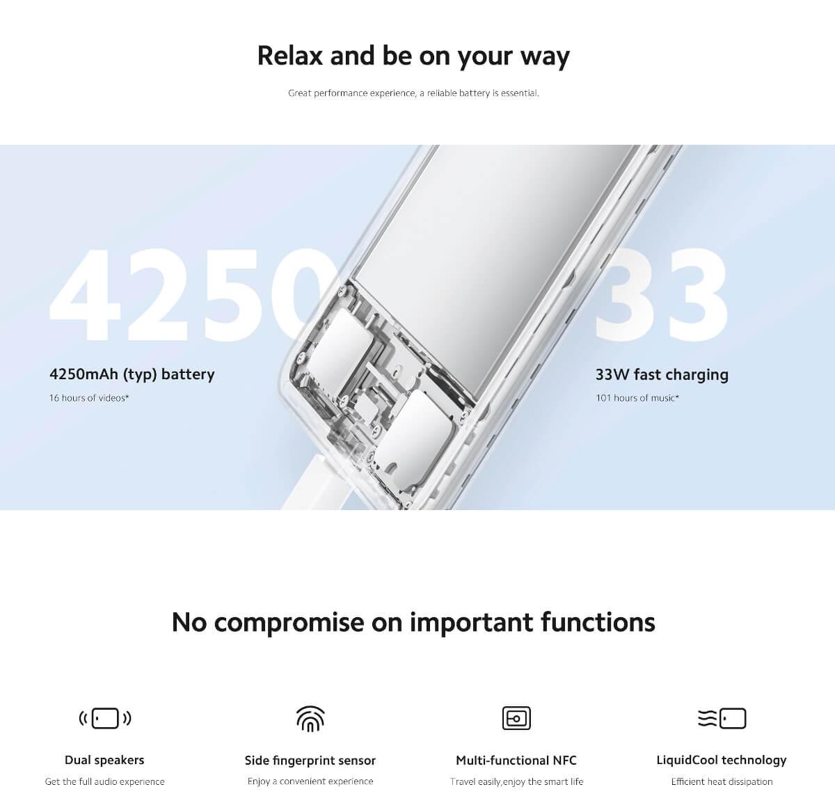 Xiaomi Mi 11 Lite 12