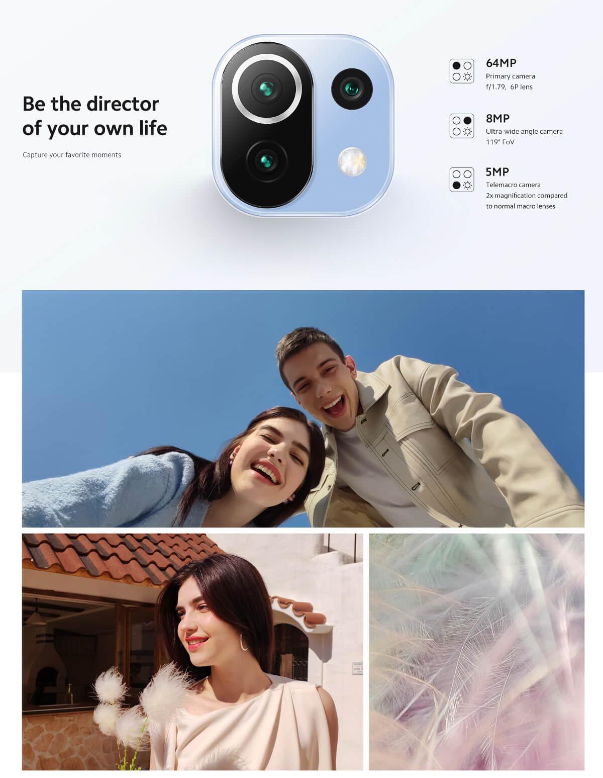 Xiaomi Mi 11 Lite 8