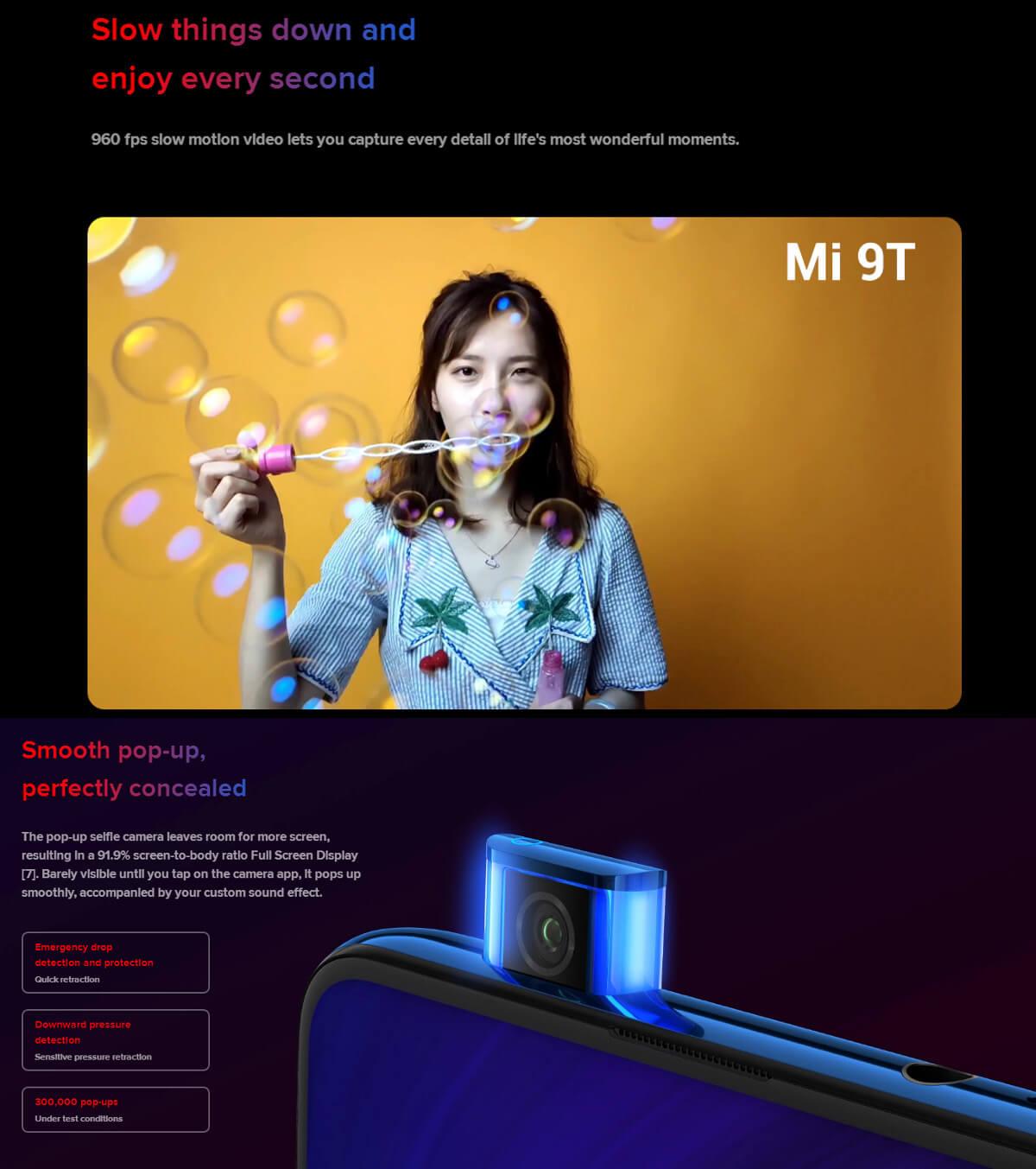 Xiaomi Mi 9T 8
