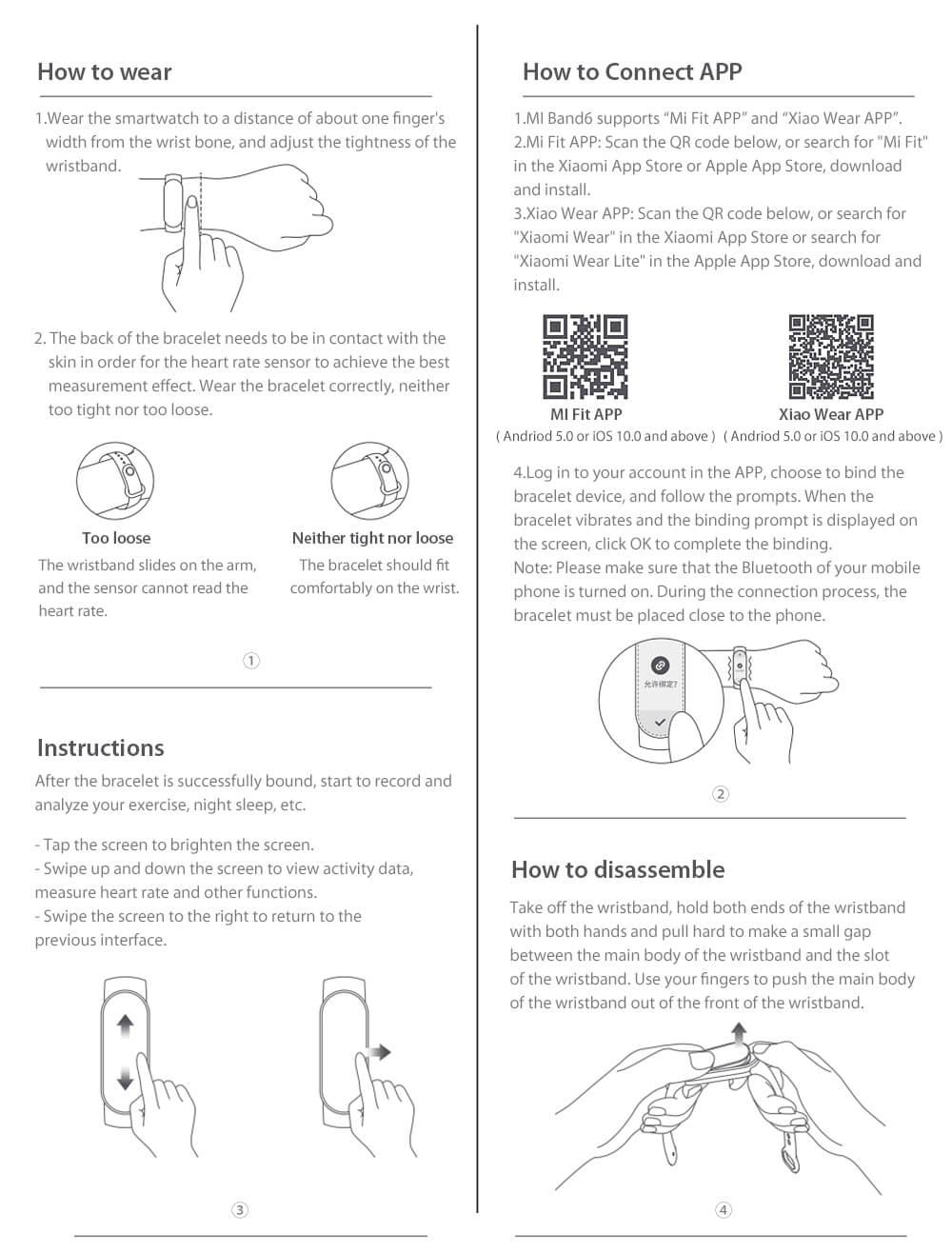Xiaomi Miband 6 Global 18