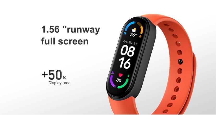 Xiaomi Miband 6 Global 3
