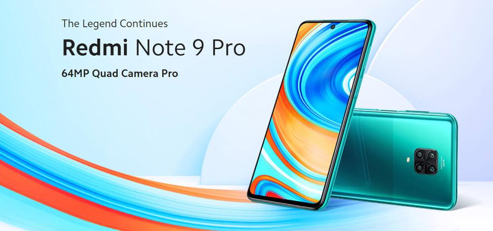 Xiaomi Note 9 Pro 1