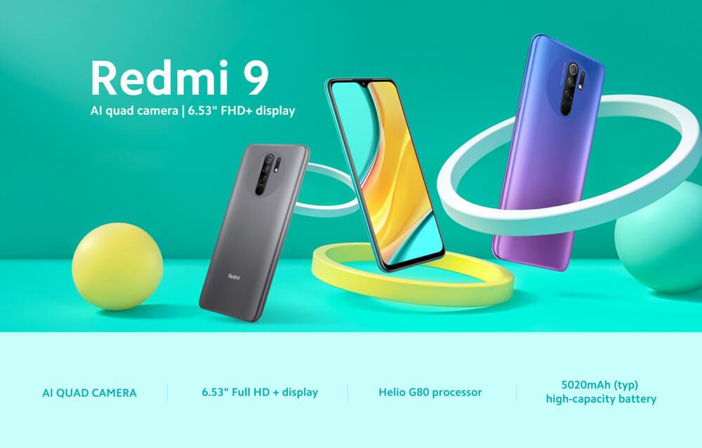 Xiaomi Redmi 9 1 1