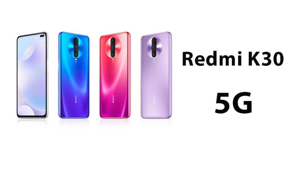 Xiaomi Redmi K30 5G 1
