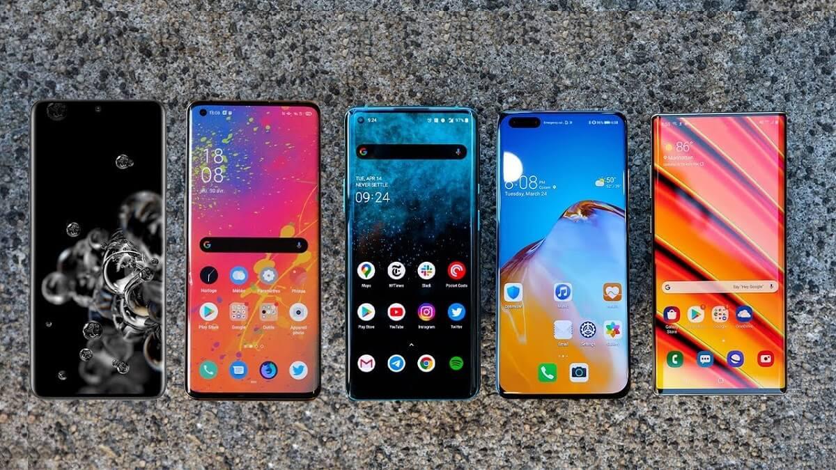 best smartphone 2021 all brand