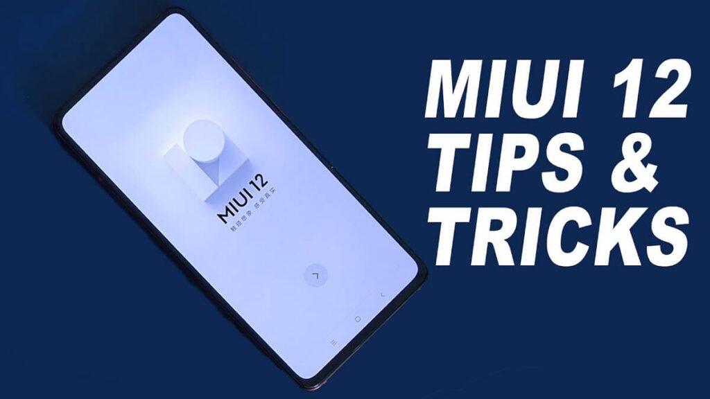 hidden miui 12 tips and tricks 11