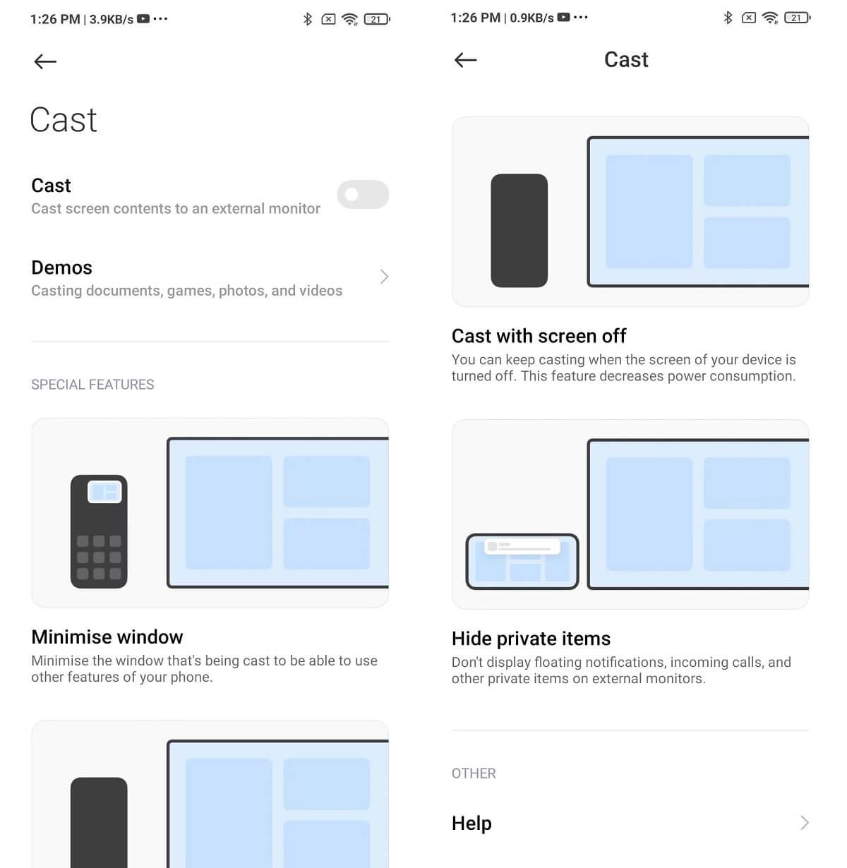 10 نکته جالب و ترفندهای پنهان در MIUI 12 گوشی های شیائومی