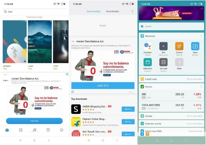 چگونه تبلیغات گوشی شیائومی با رابط کاربری MIUI را حذف کنیم؟
