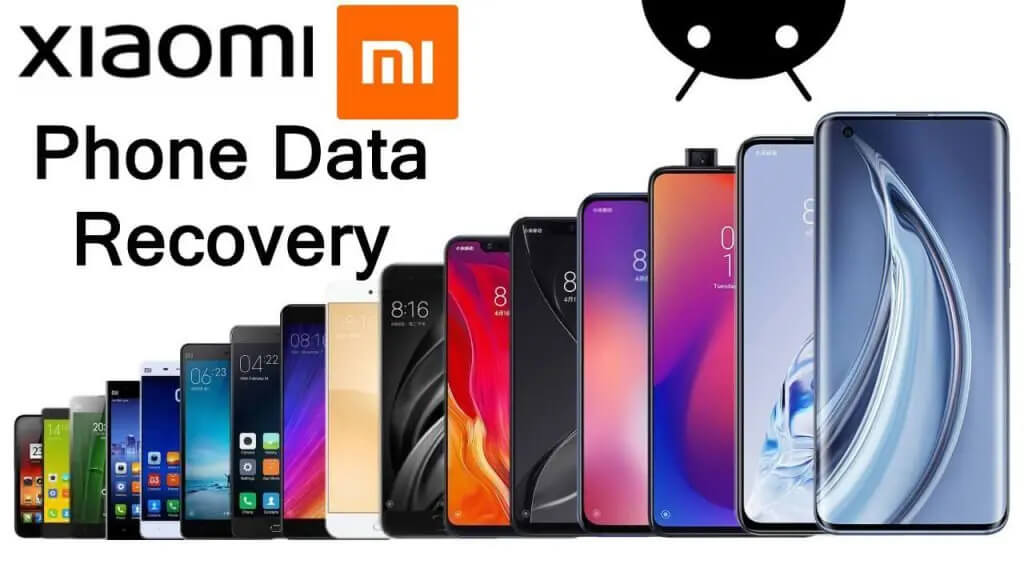 how to recovery xiaomi phone 2