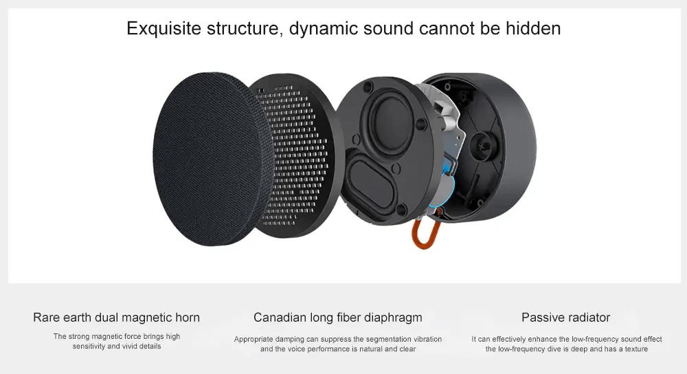 Mi Portable Bluetooth Speaker 5