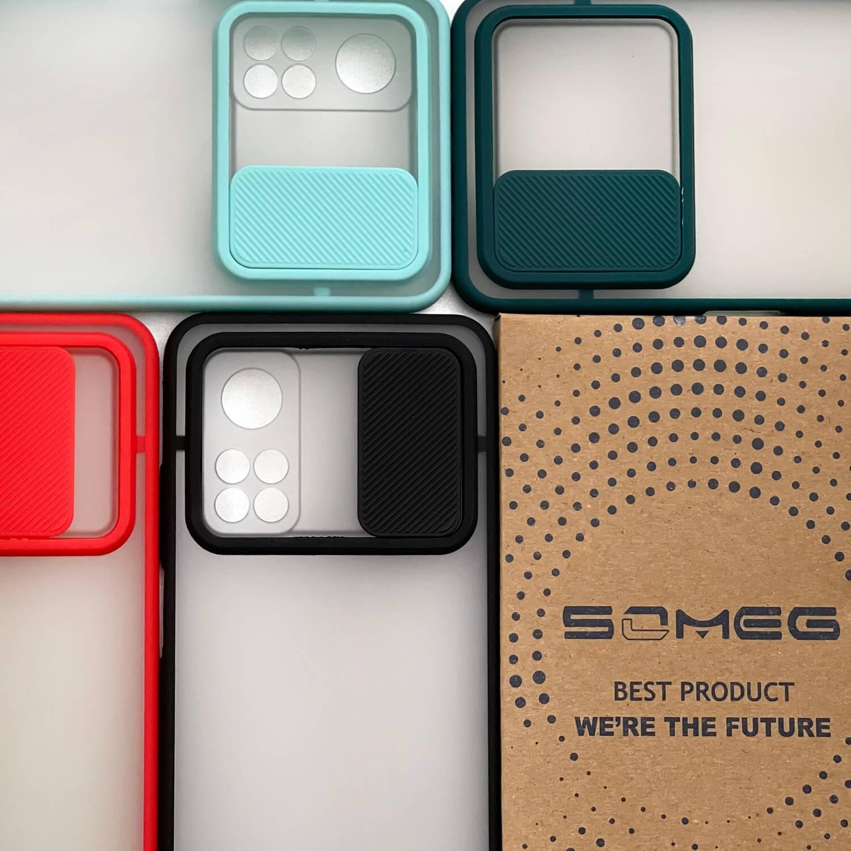 کاور سومگ SMG-Slid مناسب گوشی شیائومی Mi 10T/10T Pro
