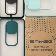 SMG Slid Cover For Xiaomi Redmi Note 9 Pro 5