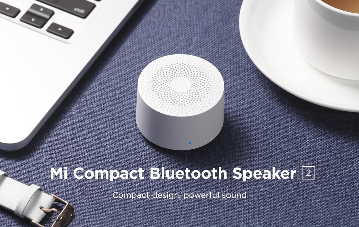 Xiaomi Mi Compact Bluetooth Speaker 2 1
