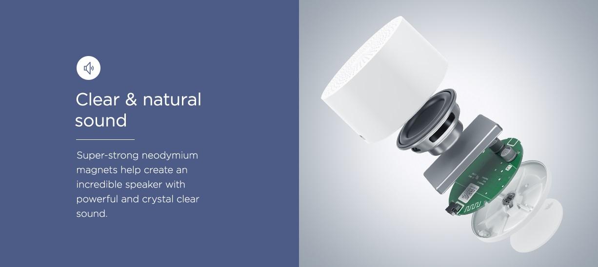 Xiaomi Mi Compact Bluetooth Speaker 2 3