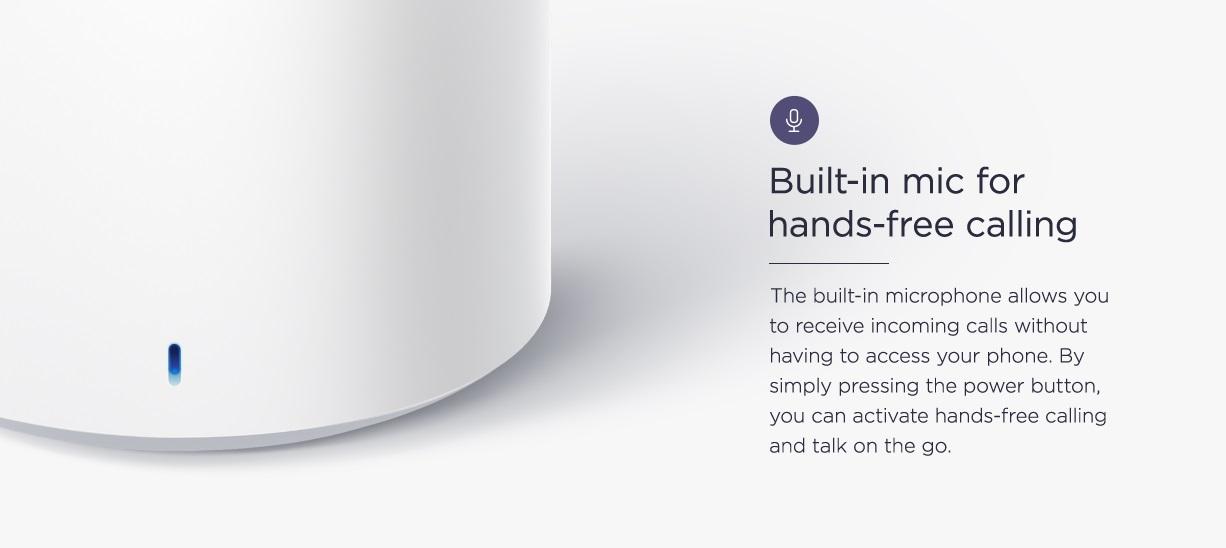 Xiaomi Mi Compact Bluetooth Speaker 2 6