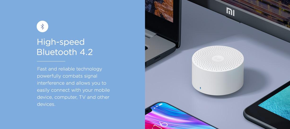Xiaomi Mi Compact Bluetooth Speaker 2 7