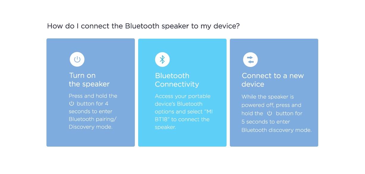 Xiaomi Mi Compact Bluetooth Speaker 2 8