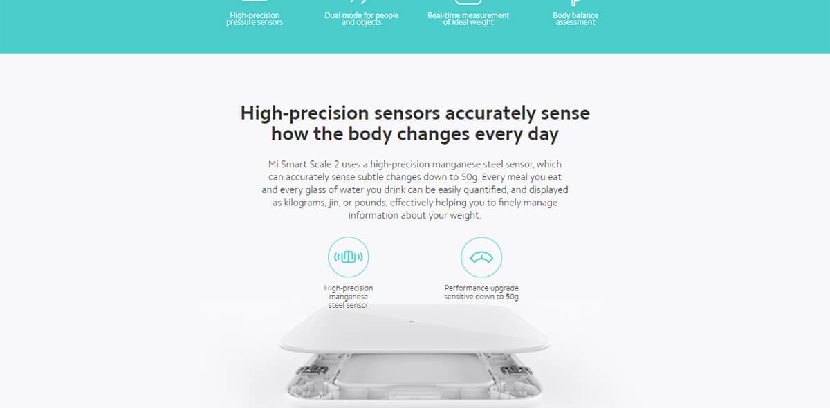 Xiaomi Mi Smart Scale 2 2