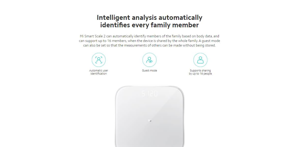 Xiaomi Mi Smart Scale 2 4