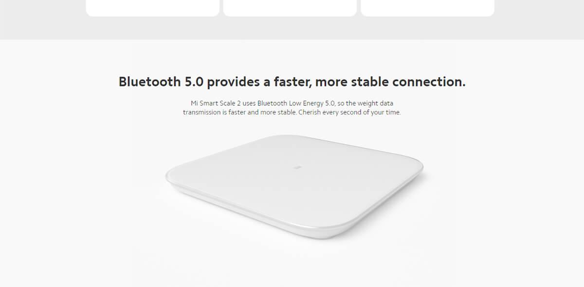 Xiaomi Mi Smart Scale 2 8