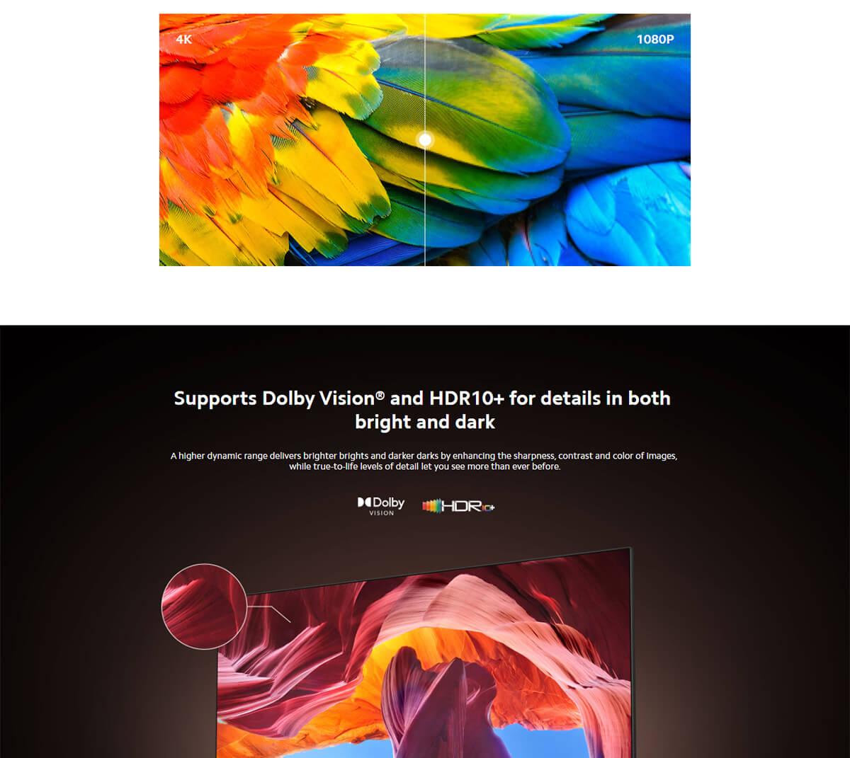 Xiaomi Mi Tv P1 55inch 3