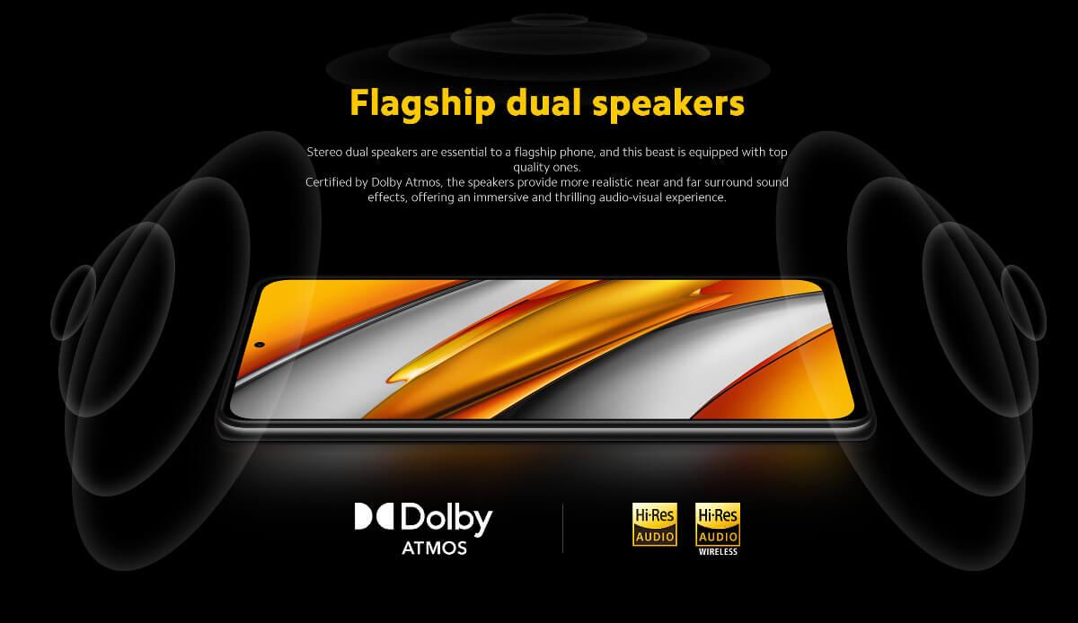 Xiaomi Poco F3 5G Dual SIM 12
