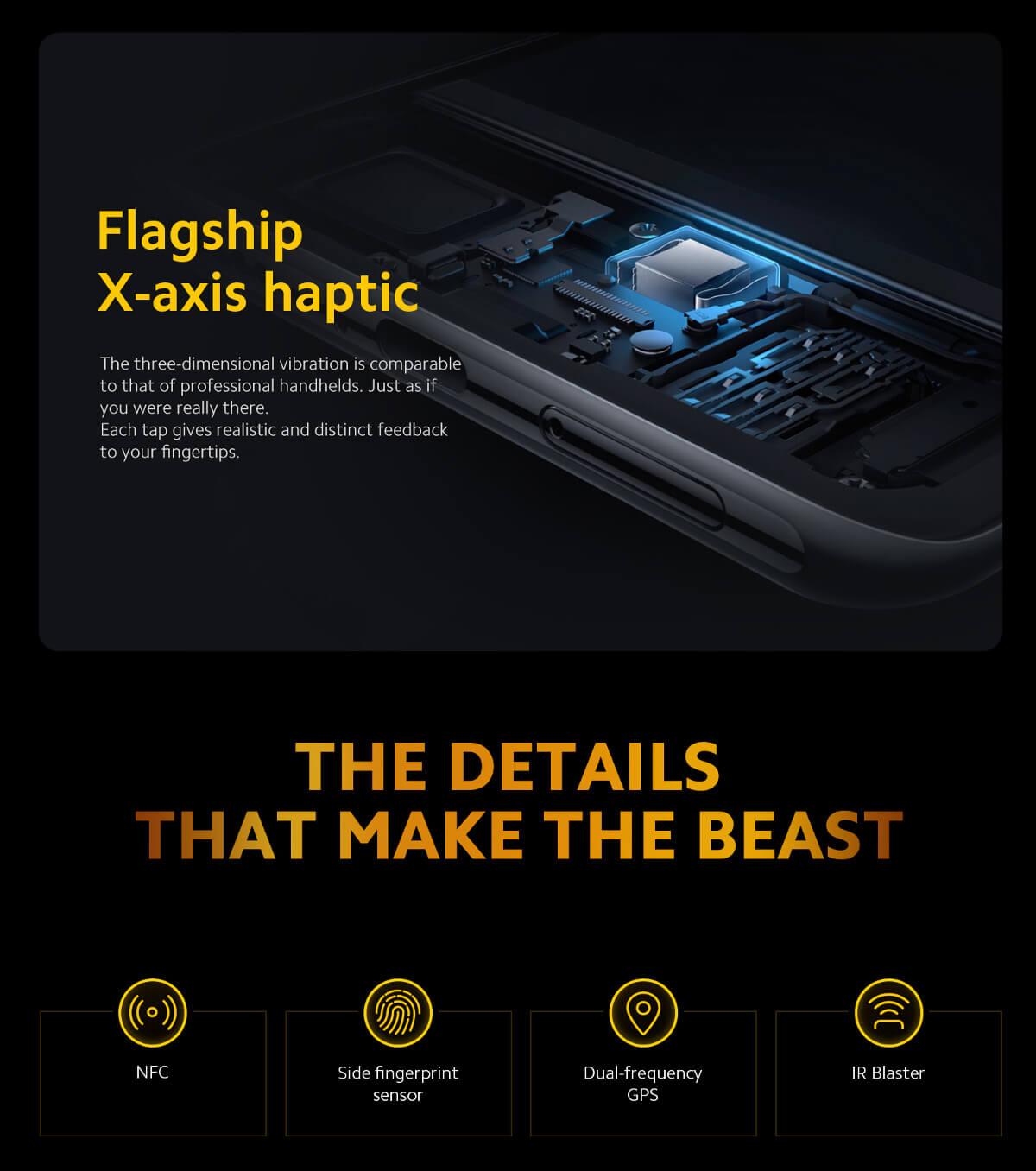 Xiaomi Poco F3 5G Dual SIM 13