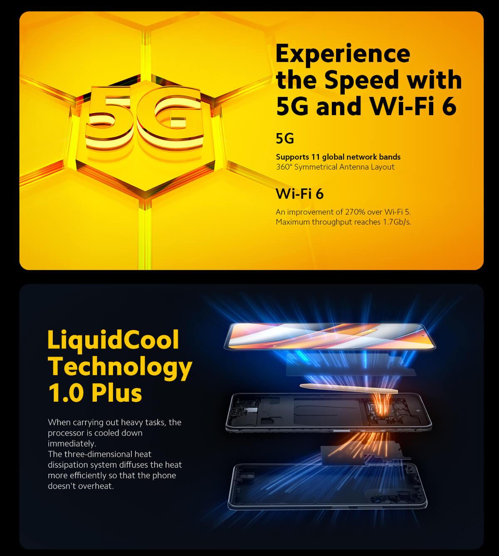 Xiaomi Poco F3 5G Dual SIM 3
