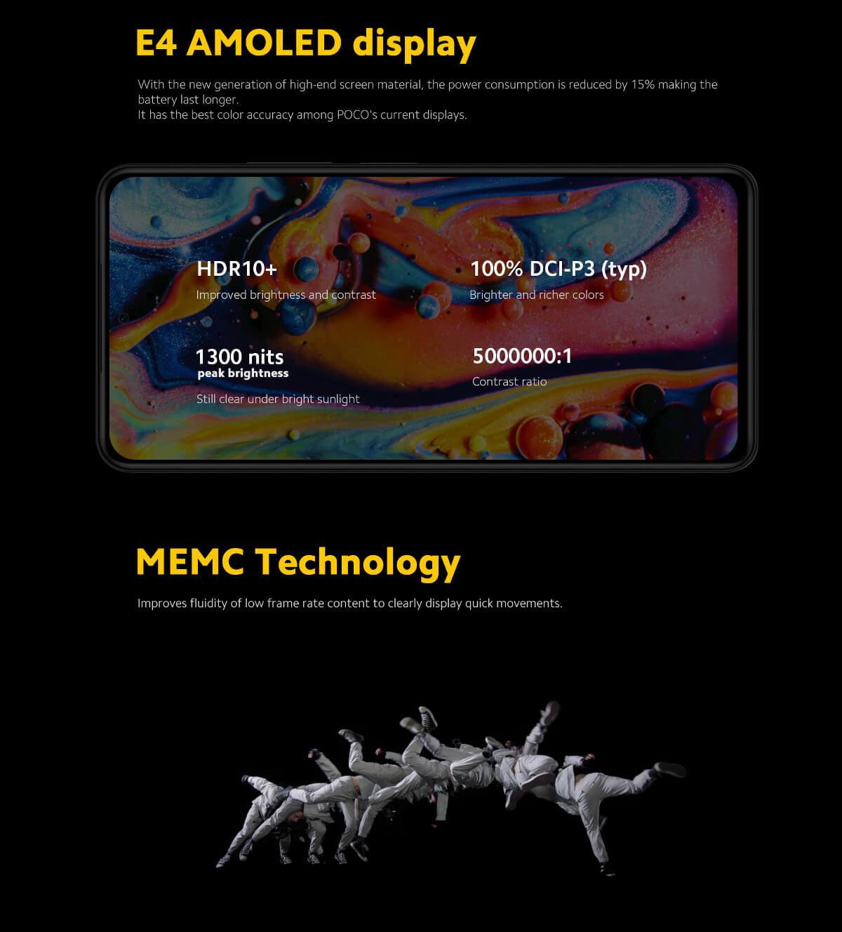 Xiaomi Poco F3 5G Dual SIM 7