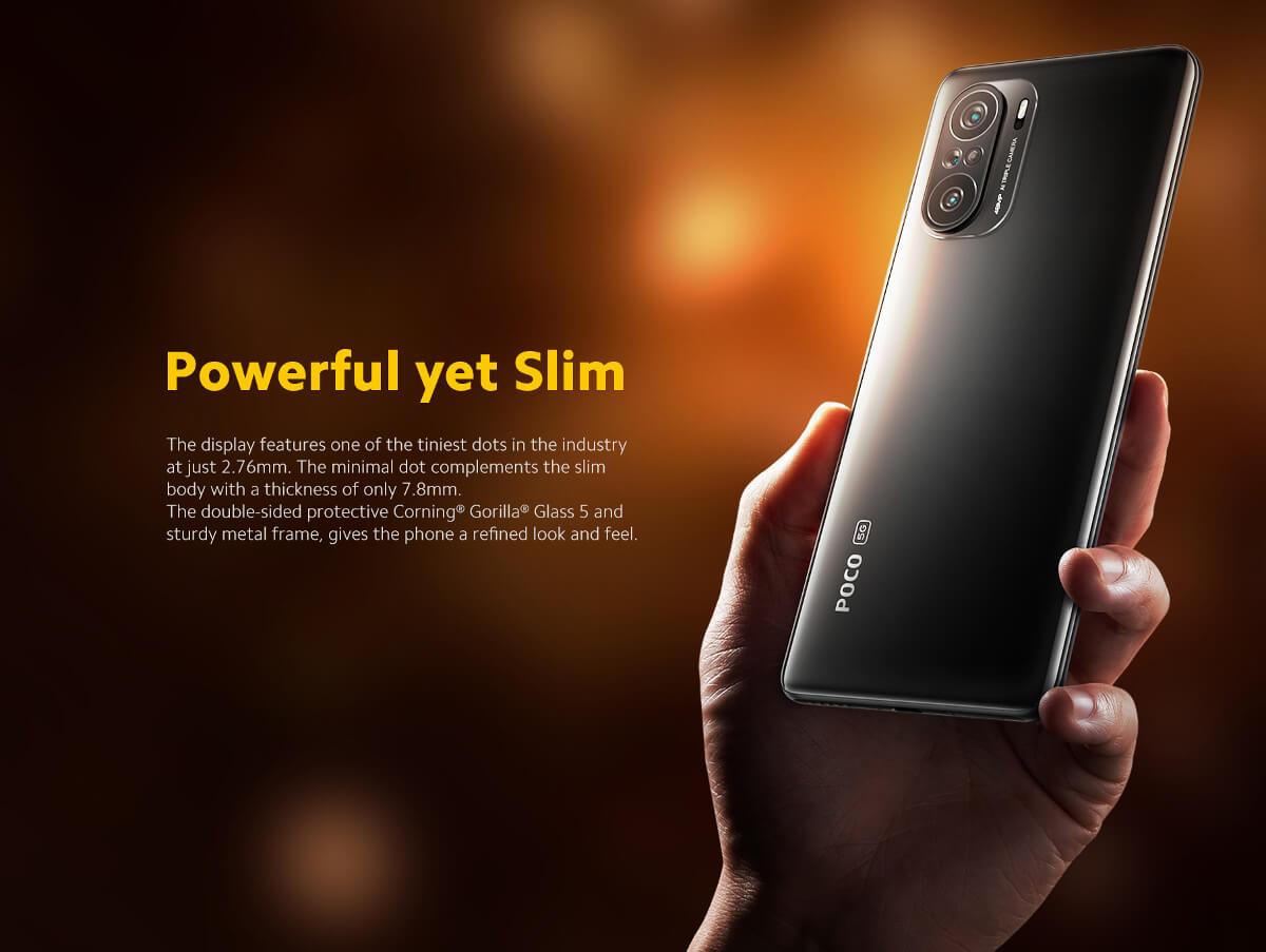 Xiaomi Poco F3 5G Dual SIM 8