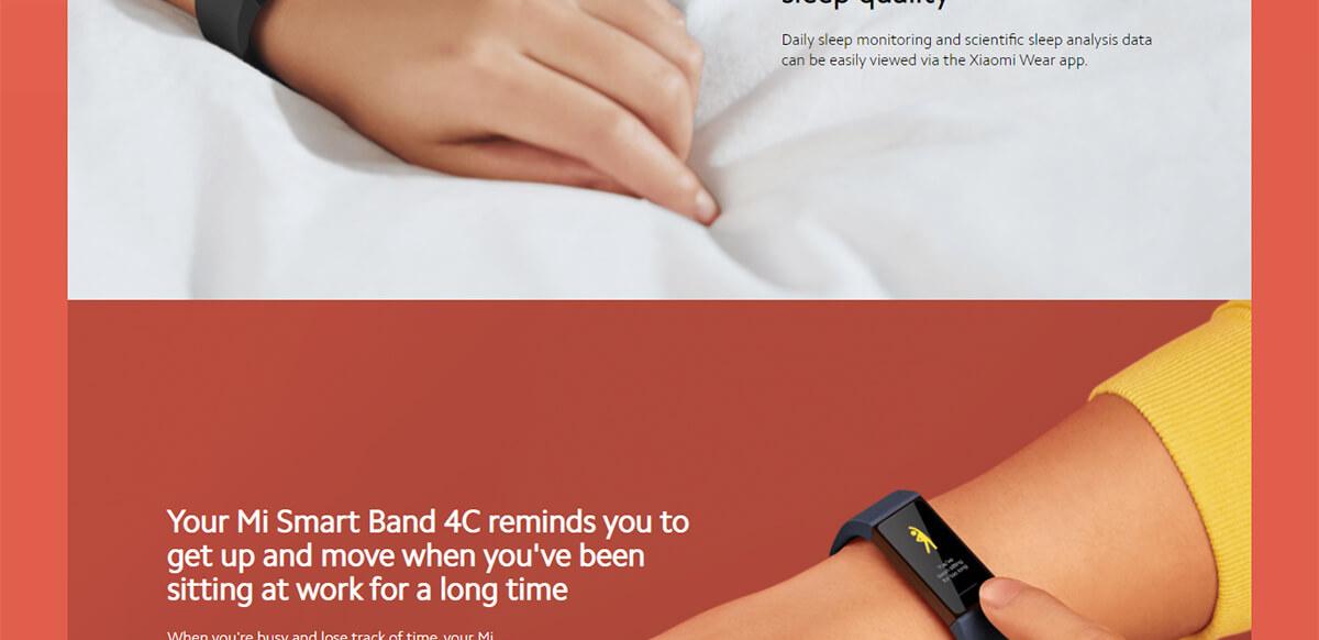 Xiaomi Redmi Band 4C 13
