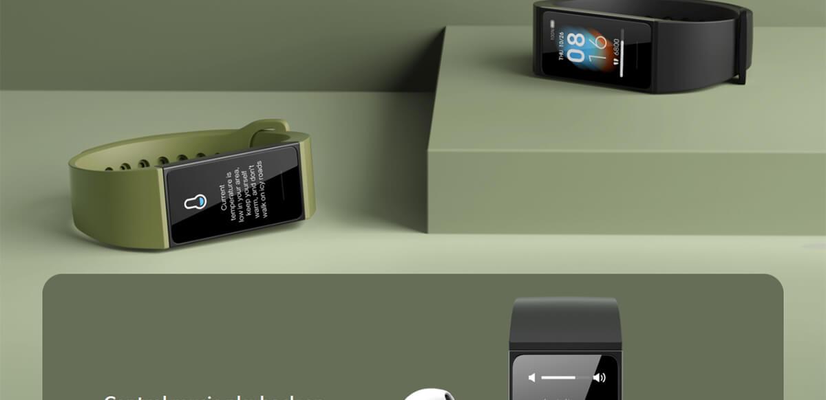 Xiaomi Redmi Band 4C 15