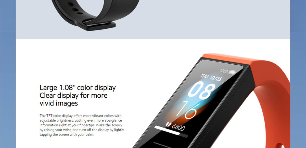 Xiaomi Redmi Band 4C 4