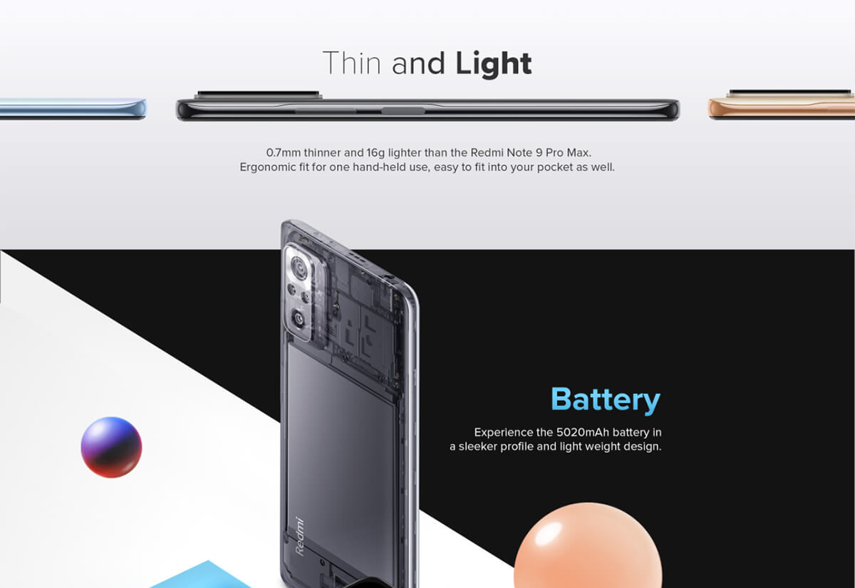 Xiaomi Redmi Note 10 Pro Max 13