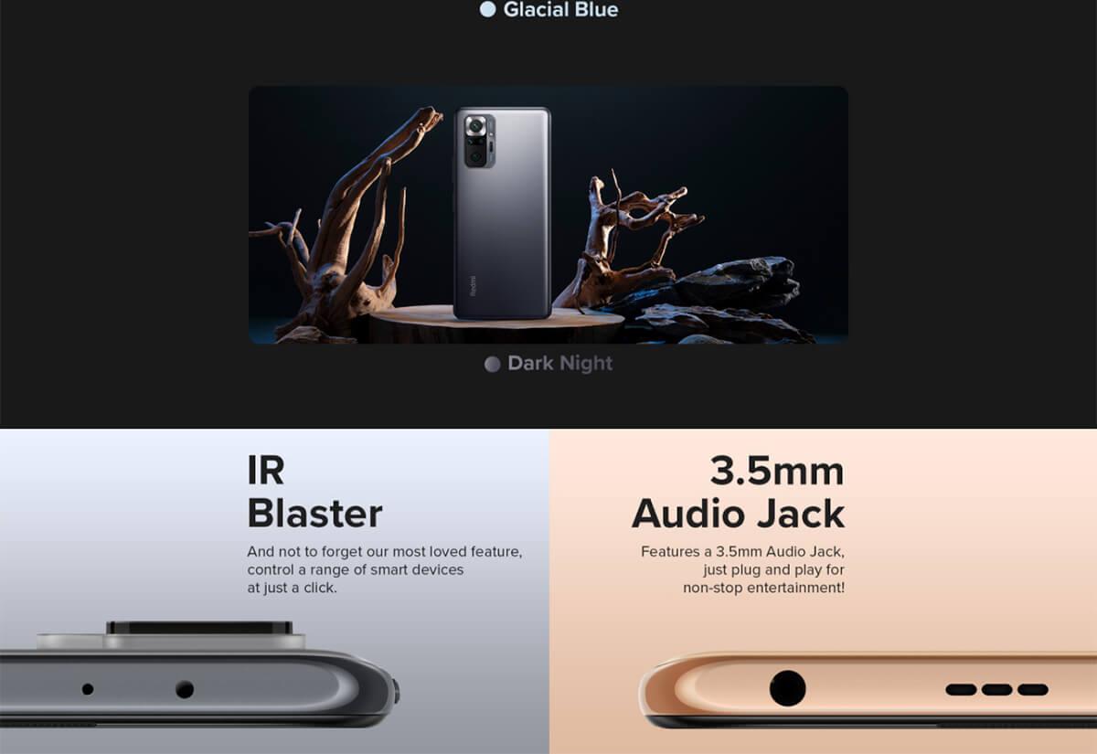 Xiaomi Redmi Note 10 Pro Max 20