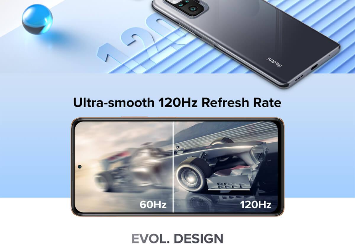 Xiaomi Redmi Note 10 Pro Max 9