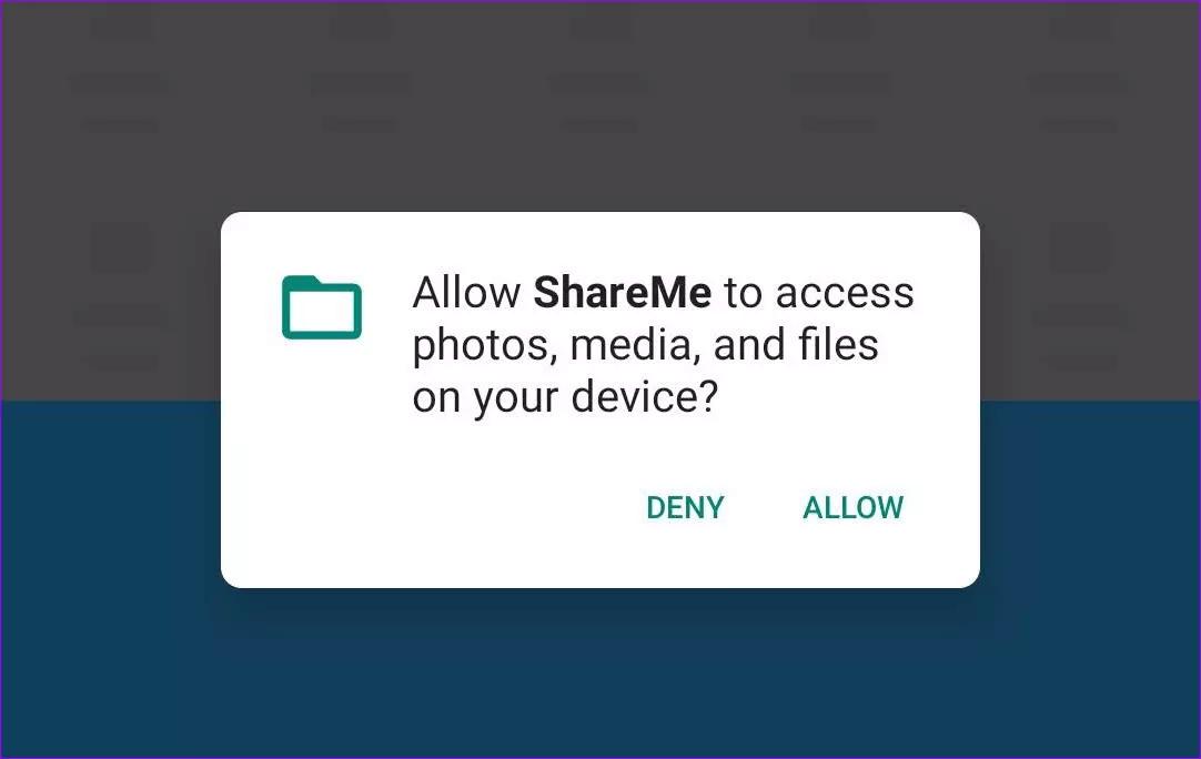 Xiaomi ShareMe App 2