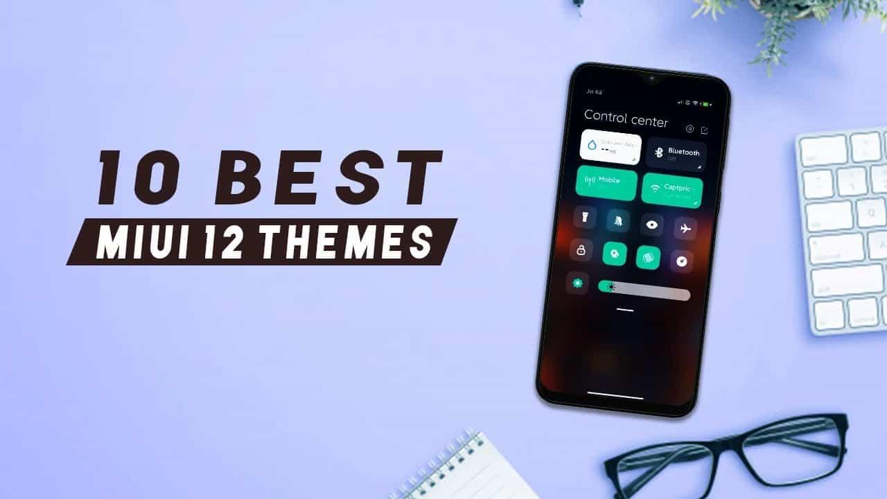 MIUI 12 Themes